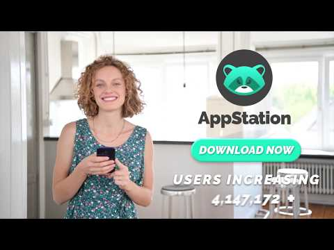 AppStation  Earn For Pc - Download For Windows 7,10 and Mac