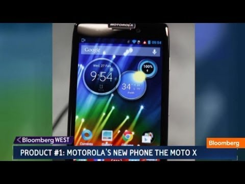 Moto X: What's Motorola Up to?