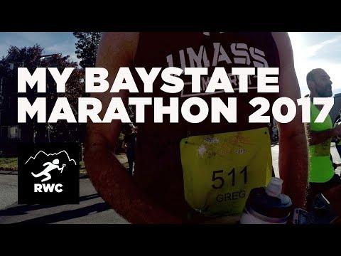 My Baystate Marathon 2017