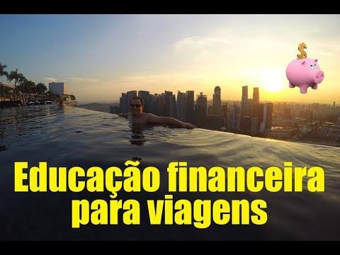 Educação financeira para viagens