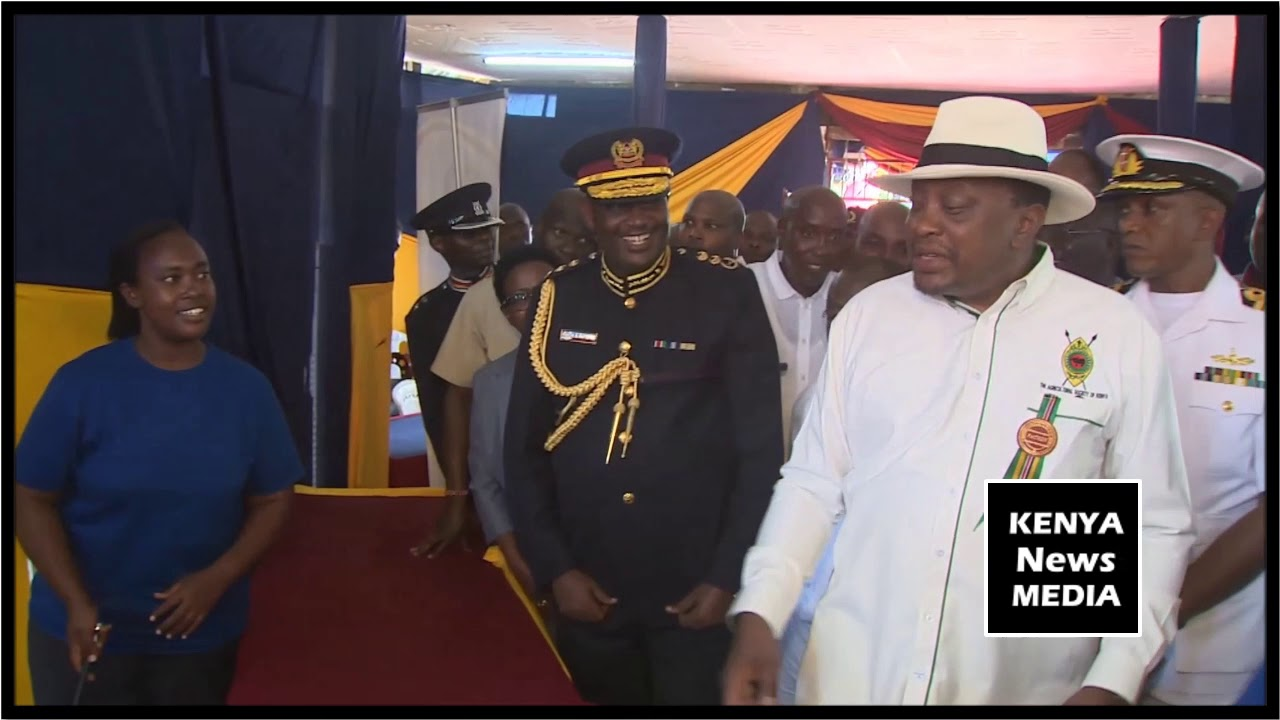 Uhuru Kenyatta presides over official opening of the 2019 Mombasa International Show