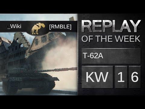 Einsamer Krieger sucht Beute || Replay of the Week