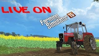live stream archive 25 03 16 farming simulator 15 sandy bay no idea what we are going to get up to