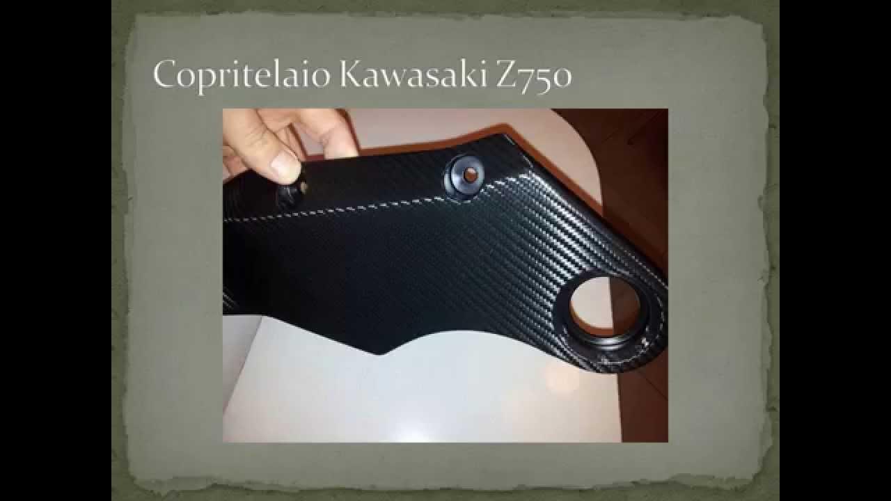 Wrapping Brianza Kawasaki Z750