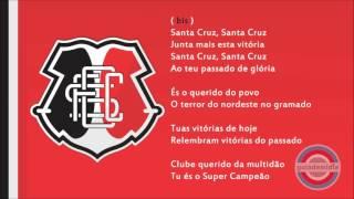 Baixar Hino POPULAR do Santa Cruz ( PE ) | Versão Atual
