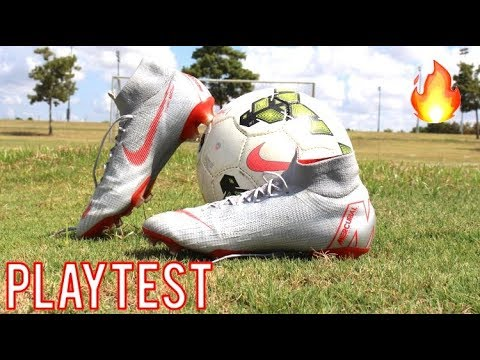 88bbe76bb61e Nike Mercurial Superfly 6 Elite DF Raised On Concrete - Review and Playtest!