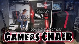 Christian new ENTERTAINMENT CHAIR| the GAMERS Unite