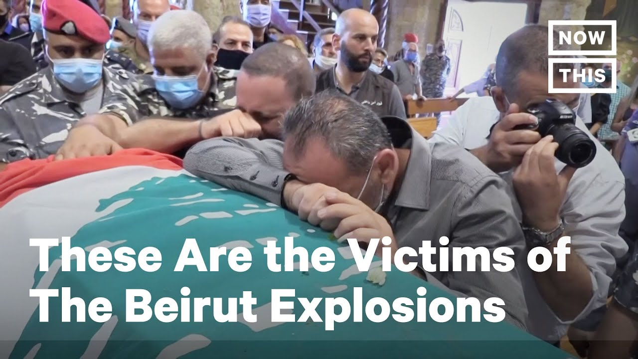 Remembering Some of the Victims of the Beirut Explosions | NowThis - NowThis News
