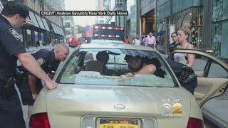 Midtown Road Rage Incident