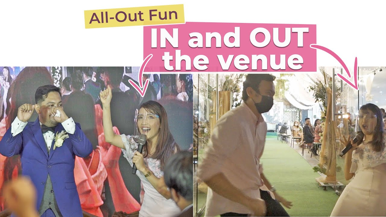 All-Out Fun: IN and OUT of the venue | Event 267