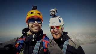 Ascension du mont blanc sans guide - Voie Normale.