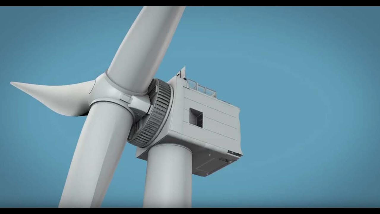 GE Haliade-X, the biggest windturbine in the world now ...