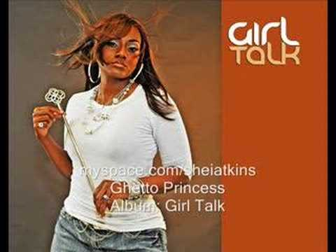 "Shei Atkins ""Ghetto Princess"""