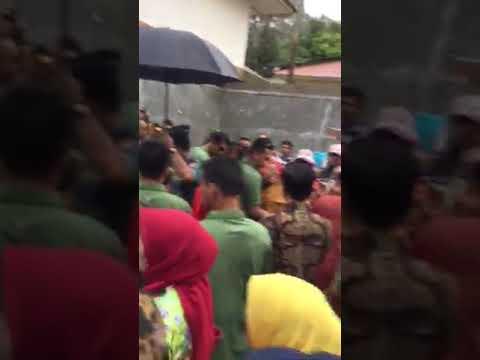 Jokowi ke nagari tuo pariangan, negeri asal orang Minang kabau