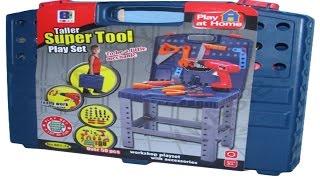 Открываем детские инструменты Super Tool.Open baby tools Super Tool