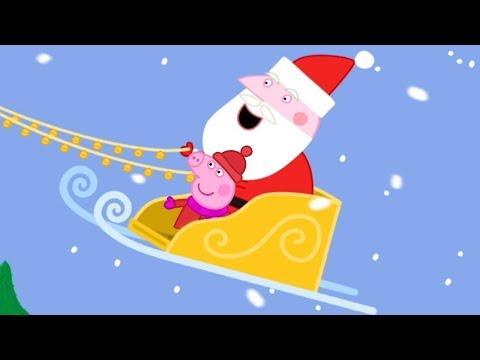 Peppa Pig en Español Episodios completos 🎁 Feliz Navidad! ❄️ Peppa Navidad | Dibujos Animados HD