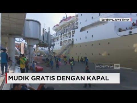 Hore! Mudik Gratis ke Kalimantan dan Sulawesi dengan Kapal Laut