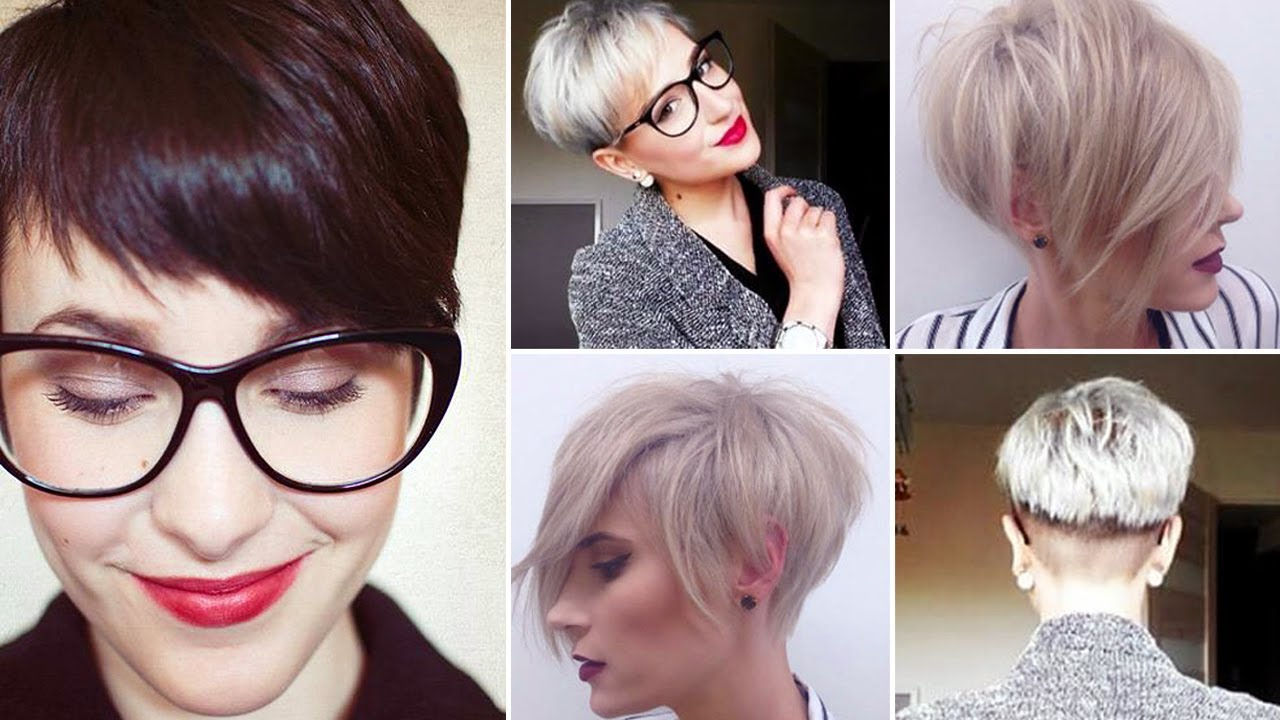 short haircuts women 2018