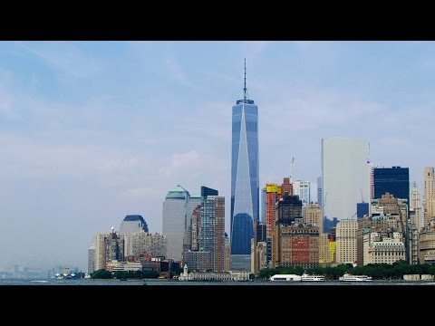 One World Trade Center Rising To The Top