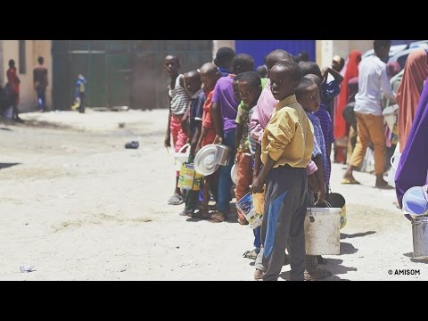 South Sudan Famine - Behind the News