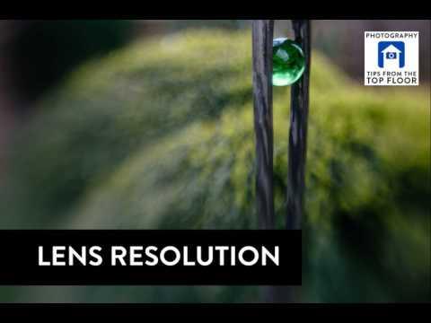 Podcast: TFTTF 772 Lens Resolution