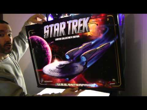 Stern Star Trek Limited Edition Review