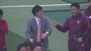2017年5月4日(木)に行われた明治安田生命J1リーグ 第10節 浦和vs鹿...