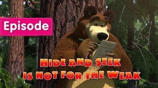 Masha and The Bear - Hide and seek is not for the Weak (Episode 13) thumbnail