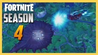 Battle Pass, desafios e cratera do Fortnite Season 4! | Swiftor