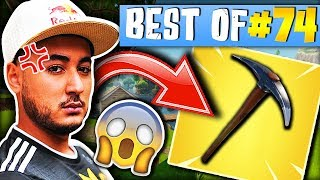 GOTAGA RAGE SUR LES BUGS, SKYYART PIOCHE UN NOOB ► BEST OF FORTNITE FRANCE #74