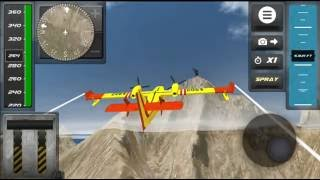 Airplane Firefighter Simulator - Android gameplay