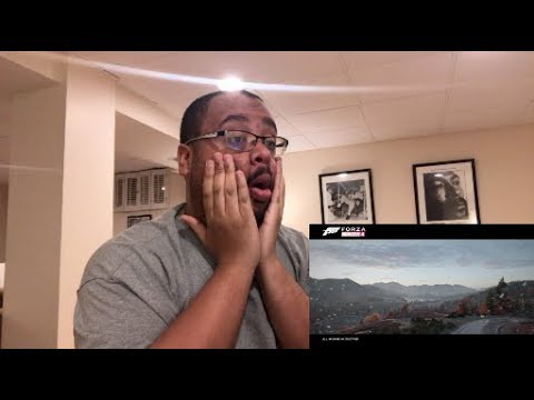 Forza Horizon 4 - E3 2018 - Announce Trailer REACTION!