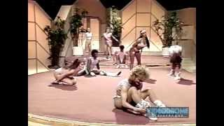 THE SOLID GOLD DANCERS Five Day Workout (Day 1)