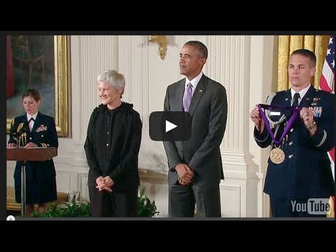President Barack Obama Awards the National Medals of the Arts and Humanities
