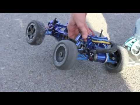 How can I make toy cars faster?