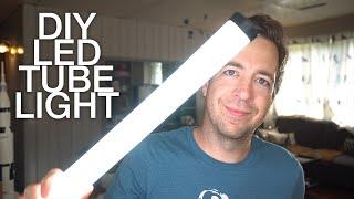 TUTORIAL: DIY LED Tube Lights