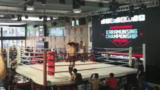 Karamunsing Championship 65-70kg SEMIFINAL BOUT (First Round)