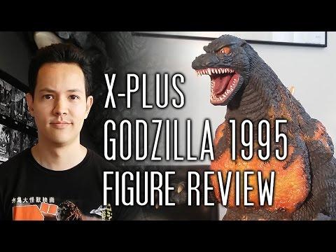 x-plus-burning-godzilla-1995-figure-review