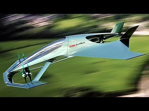 Volante Vision Luxury Flying Car Aston Martin And Rolls Royce Do It Youtube