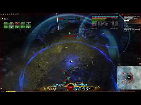 GW2 : W5 | HoC | Statue of Darkness (Eyes) | Orb Toss example