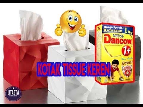 36+ Kerajinan Tangan Unik Dari Kotak Susu Sgm, Untuk ...