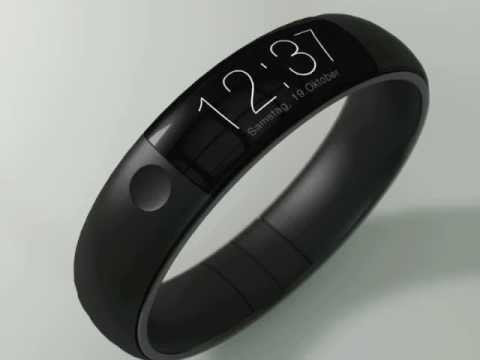 Le Iwatch Nike Fuelband Design