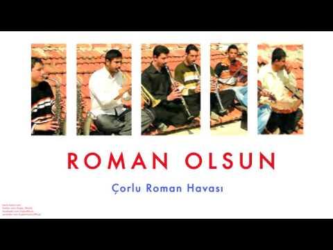 Ertan Canbaz - Çorlu Roman Havası [ Roman Olsun © 2008 Kalan Müzik ]