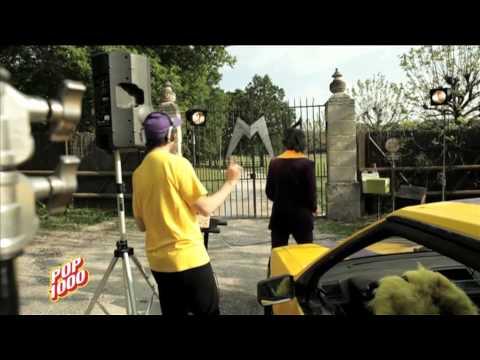 """Le dernier clip de -N- """"J'ai la Haine"""" / Pop 1000"""