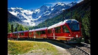 видео Самые роскошные туристические поезда мира