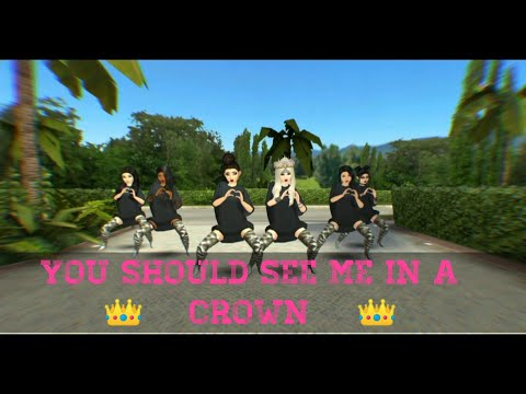 You Should See Me In A Crown 👑 - Avakin Life Music Video