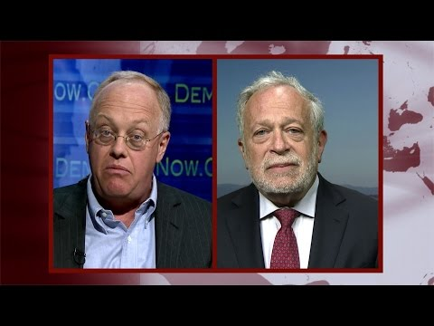 Part 1: Chris Hedges vs. Robert Reich on Clinton, Third Parties & Next Steps for Sanders Backers