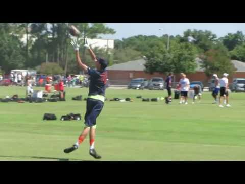 Nickolas Doucette @ Manning Passing Academy