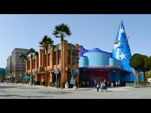 Art Of Disney Animation  Walt Disney Studios Paris