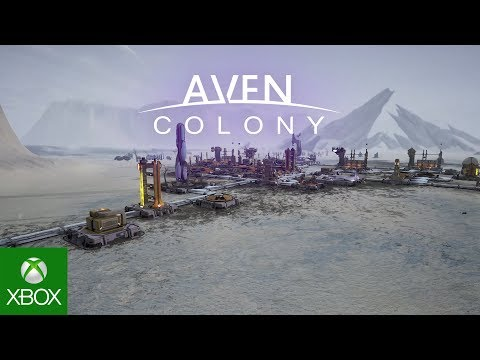 Aven Colony - Re-engineered for Console